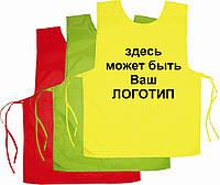 Рекламные накидки БМпак, полиэстер 70 г/м2, Разные цвета