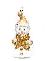 Новогодние украшения под елку  Снеговик