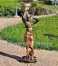 Подставка для цветов кашпо Танцовщица, фото 2