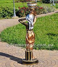 Подставка для цветов кашпо Танцовщица, фото 3