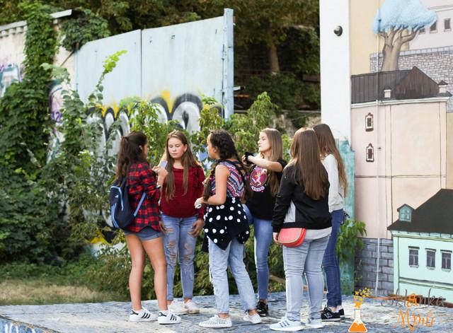 фото городской квест для детей