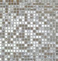 Мозаика зеркальная с узором Vivacer MS03