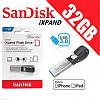 Флешка USB 3.0 SanDisk iXpand 32Gb Lightning Apple, фото 2