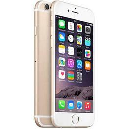 Телефон Apple iPhone 6 Gold,Золотой