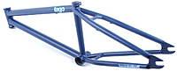 """Рама BMX FLYBIKES LAGO 20.6"""" flat dark blue 2011"""