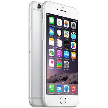 Телефон Apple iPhone 6 Silver,Серебристый