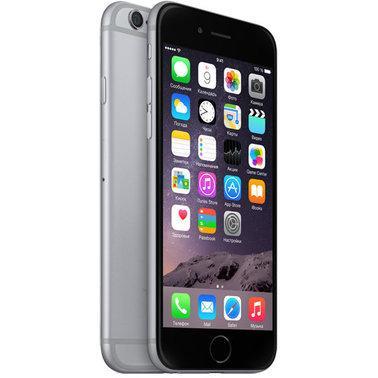 Телефон Apple iPhone 6 Space Gray,Серый