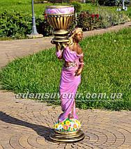 Подставка для цветов кашпо Олеся, фото 3