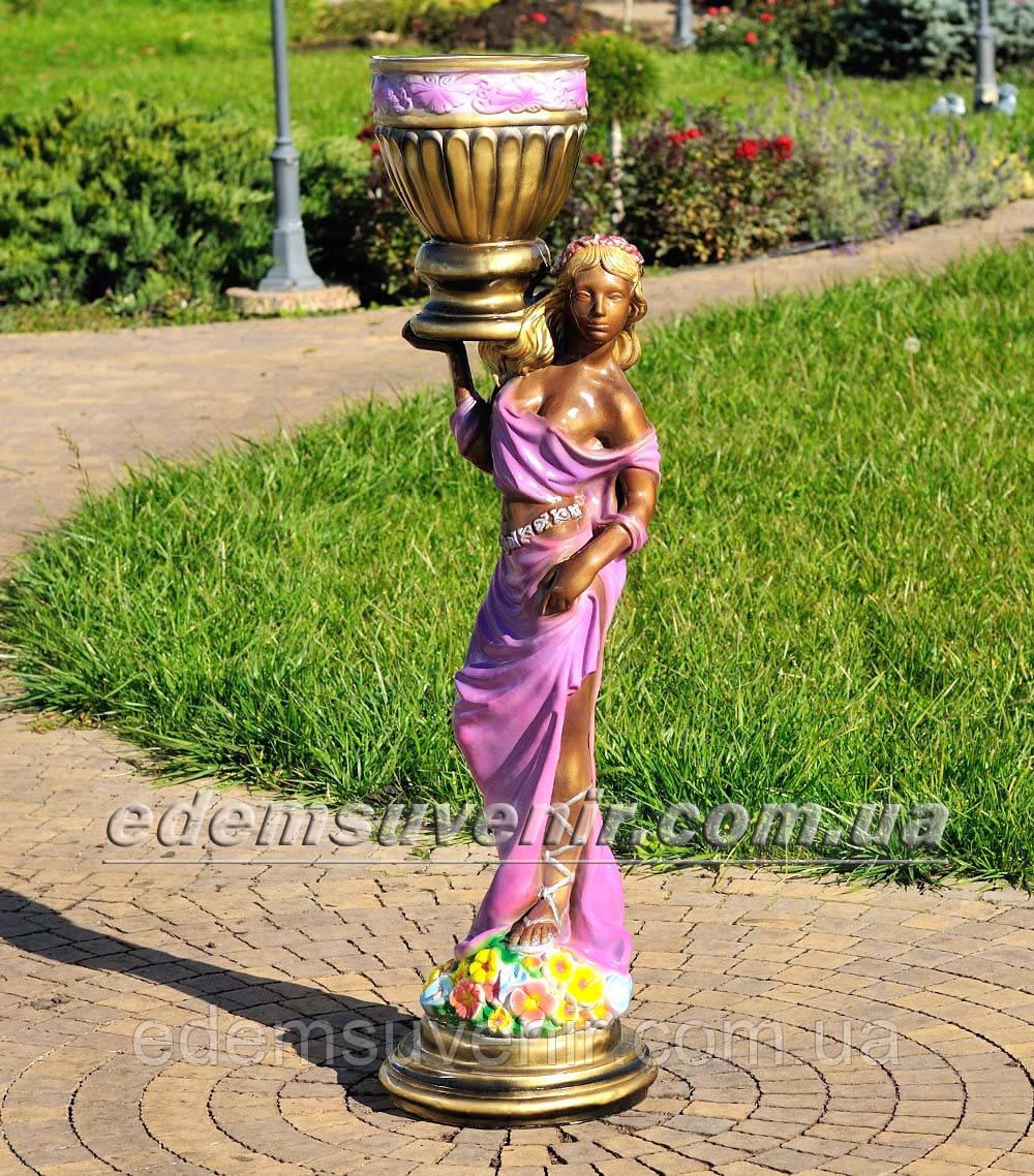 Подставка для цветов кашпо Олеся