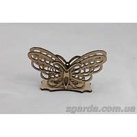 Салфетница в виде бабочки