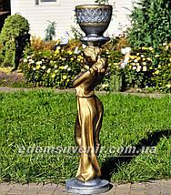 Подставка для цветов кашпо Лиза, фото 3
