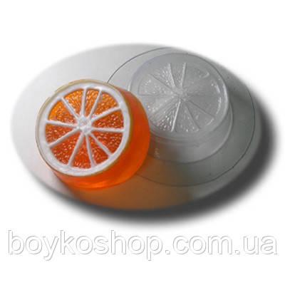 Форма для мыла пластиковая Апельсин