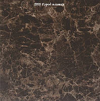 Кварц виниловая плитка ПВХ LG Decotile 450*450 - Мрамор темный DTS 2245