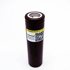 Аккумулятор высокотоковый 18650 LiitoKala HG2 ( LG), 3000mAh, 20A