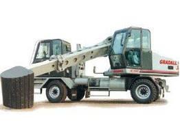 Экскаватор-планировщик Gradall XL 3100