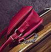 Сумка женская через плечо Dolores на цепочке Красный, фото 4