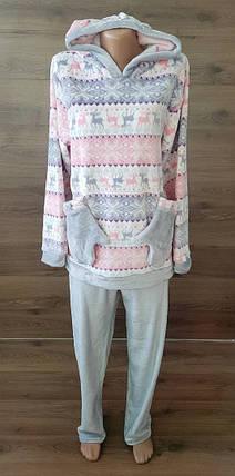 Пижама с варежками, фото 2