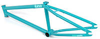 "Рама BMX FLYBIKES LUNA 20.6"" flat greenish blue 2011"