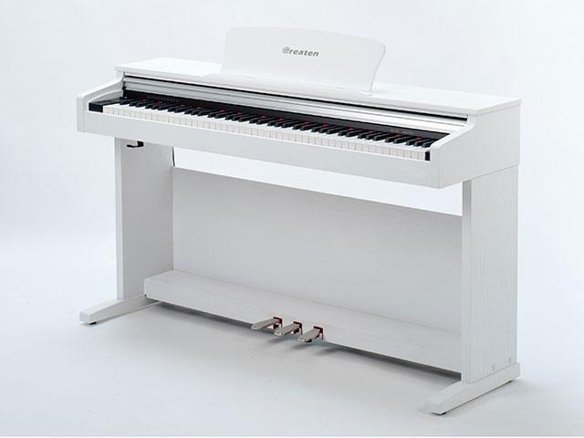 Цифрове піаніно GREATEN DK-390 White