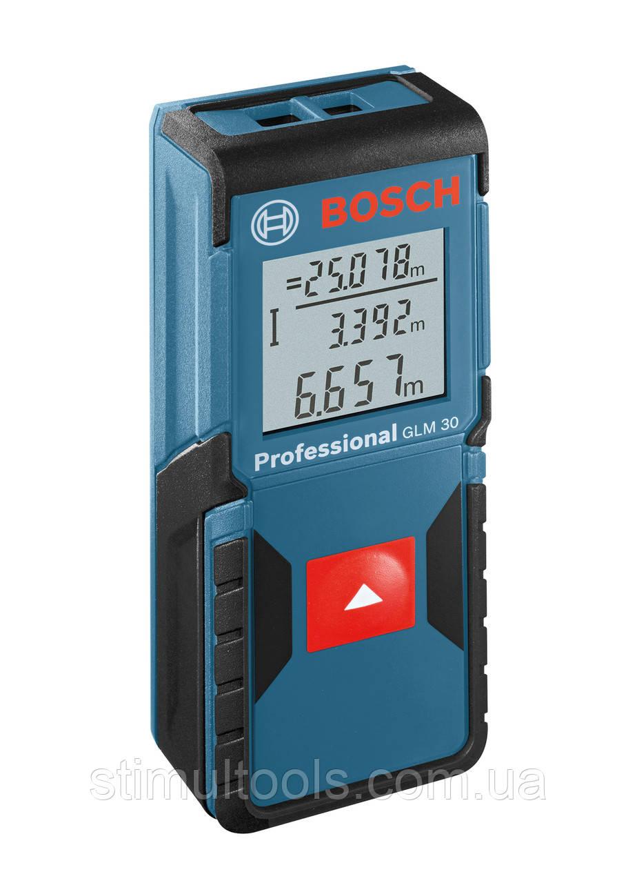 Лазерный профессиональный дальномер Bosch GLM 30
