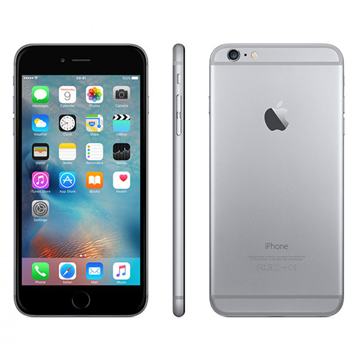 Телефон Apple iPhone 6 Plus Space Gray,Серый
