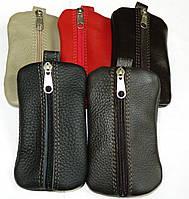Кожаные ключницы цвета  в ассортименте мужские и женские  з 22, фото 1