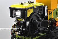 Дизельный двигатель Добрыня R180E (8,8 л.с.) (стартер)