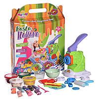 Набір для ліплення кухня Pasta Italiana 71305 (пластилін): 27 аксесуарів