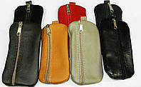 Кожаные ключницы цвета  в ассортименте мужские и женские  з 25, фото 1