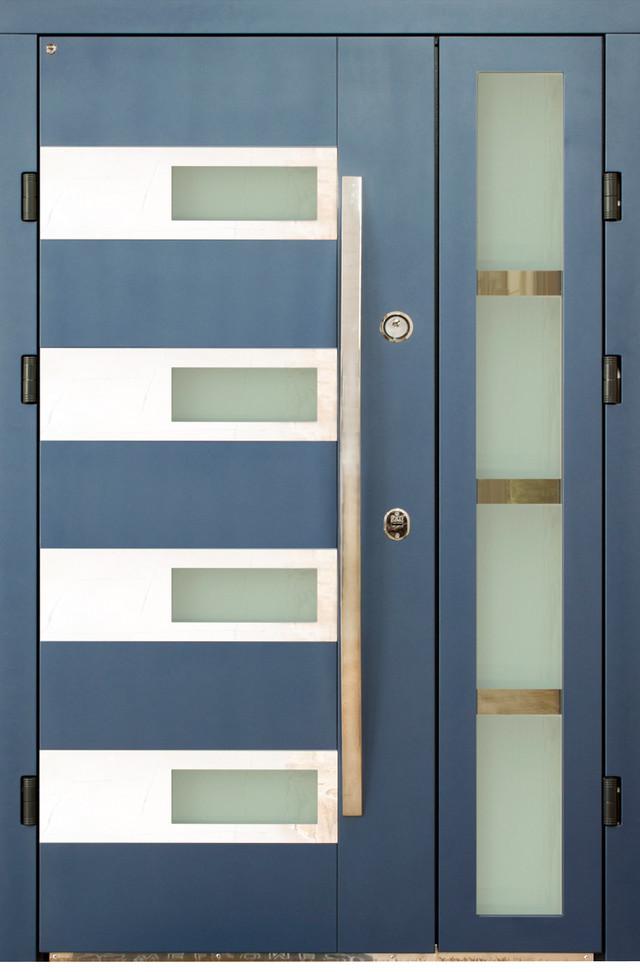 Бронированная дверь Сикрет A-15