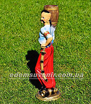Подставка для цветов кашпо Козак, фото 2