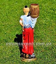 Подставка для цветов кашпо Козак, фото 3