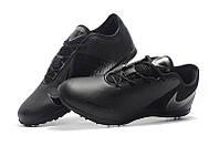 Футбольные сороконожки Nike Phantom Vision Academy TF Black, фото 1