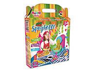 Набір для ліплення кухня Spaghetti 71303 (пластилін): 27 аксесуарів