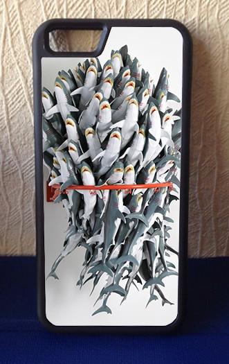 Печать на чехлах для Iphone 6 plus