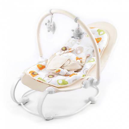 Детское кресло-шезлонг, шезлонгTILLYBT-BB-0004 Beige, фото 2