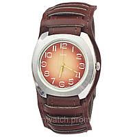 Советские часы Заря. Хром. унисекс