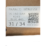 Джинсы Franco Benussi 16-160 BAR синие, фото 8
