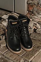 Кожаные ботинки Timberland + набор для ухода за ними В ПОДАРОК Размеры в наличии 36-47, фото 2