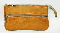 Шкіряна сумочка розмір 16х9 з8