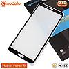 Захисне скло Mocolo Huawei Honor 7X (Black) - Full Glue