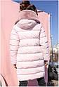 Зимнее пальто на девочку Ясмин Новинка от Тм Nui Very  Размеры 110- 128 Розовый, фото 9