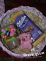 Подарочный набор розовый (Gift Box)