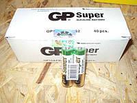 Батарейки GP 15A-S2 Super Alkaline AA, LR6