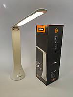 Настольный аккумуляторный светильник VIDEX VL-TF01 3.5 W 4100K 5V