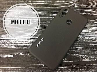 Чехол Huawei P20 lite,Nova 3e black