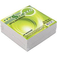 """Блок для заметок неклееный 85х85мм 400 листов """"Crystal"""" ECO (32)"""