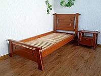 """Дизайнерская детская кровать из дерева от производителя """"Робинзон"""""""