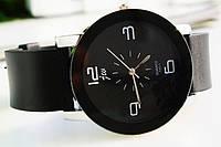 Наручные часы JW черный браслет, фото 1
