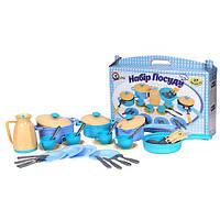 Детский набор  посуды  42х30х10см, Технокомп (4463)